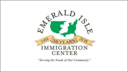 Emerald Isle Immigration Center logo